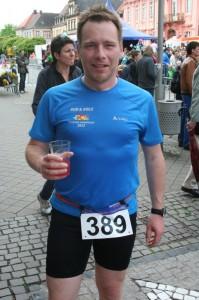 Badenova Stadtlauf Offenburg 2012 - Im Ziel