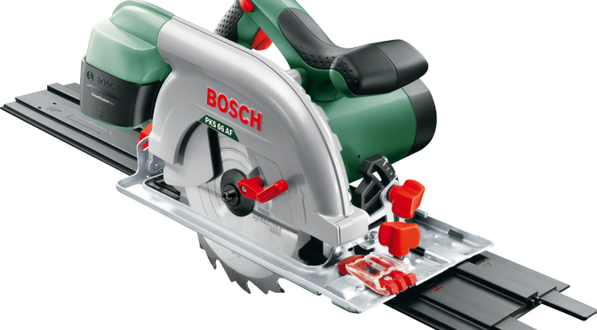 Bosch PKS 66 AF – meine neue Handkreissäge